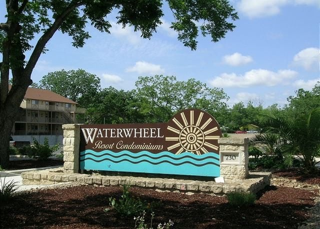 Waterwheel Resort Exterior